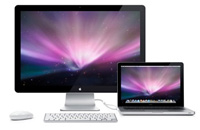 Обзор Apple Cinema Display